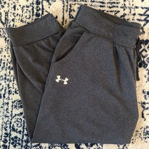 Under Armour sweats cropped